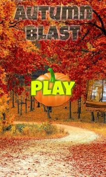 Autumn Blast poster