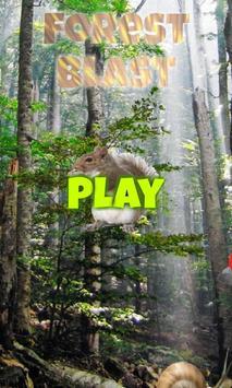 Forest Blast poster