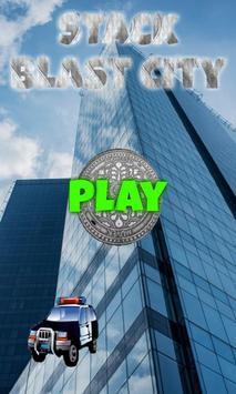 Stack Blast City poster