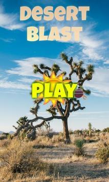 Desert Blast poster
