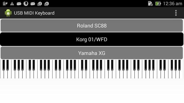 Midi Recording for Android - APK Download