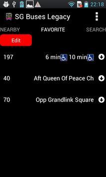 SG Buses Delight 2 with Widget screenshot 4