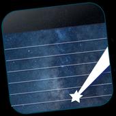 Nagareboshi Notepad icon