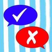 Tama o Mali ( Pinoy Quiz ) icon