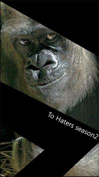 To Haters poster