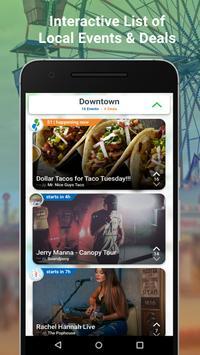 Utown - Local Events & Deals apk screenshot