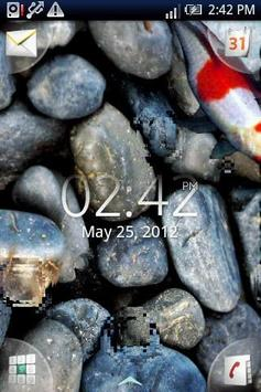 Magic Koi Fish Ripple Touch HD apk screenshot