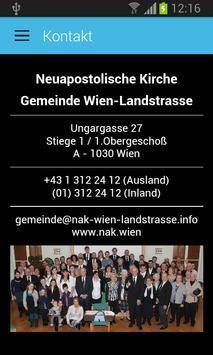 NAK-Wien-Landstrasse apk screenshot
