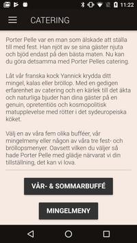 Porter Pelle poster