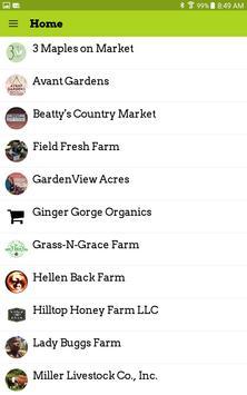 Youngstown Farmer's Markets apk screenshot