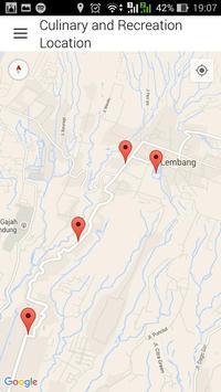 Bandung Guide apk screenshot