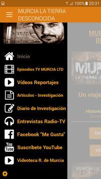 MURCIA LA TIERRA DESCONOCIDA screenshot 1