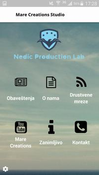 Nedic Production poster