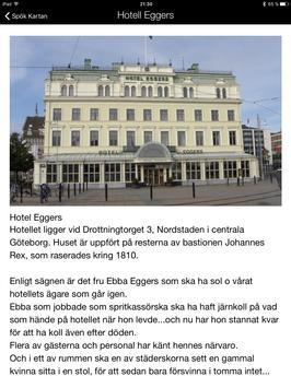 Svenska SpökKartan apk screenshot