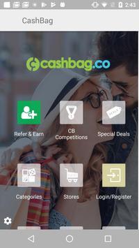 CashBag poster