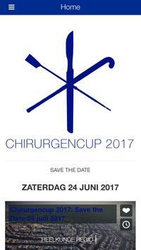 CHIRURGENCUP 2017 poster