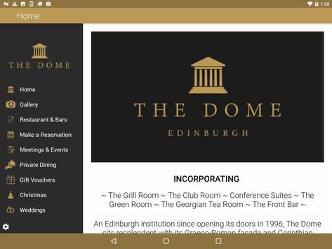 The Dome apk screenshot