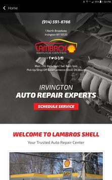 Lambros Service Center apk screenshot