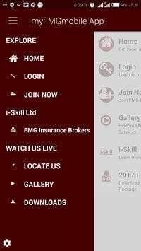 myFMGmobile App poster
