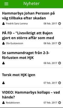 Bajen News apk screenshot
