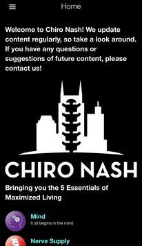 Chiro Nash poster