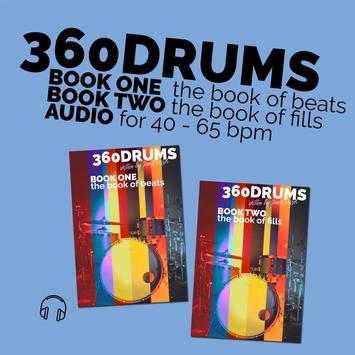 360drumsbook poster