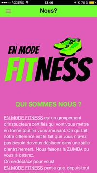 En Mode Fitness screenshot 5