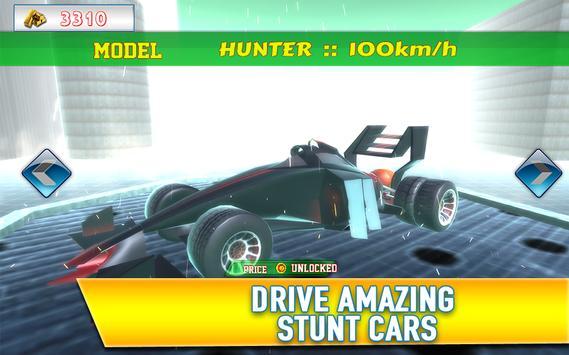 City Car Stunts Racing 3D Arab apk screenshot