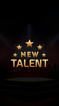 New Talent poster