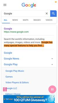 Speech Plus Browser screenshot 6