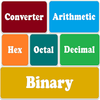 Binary, Decimal, Hex & Octal Numbers Conversion-icoon