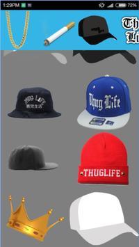 Thug Life Photo Editor Maker apk screenshot