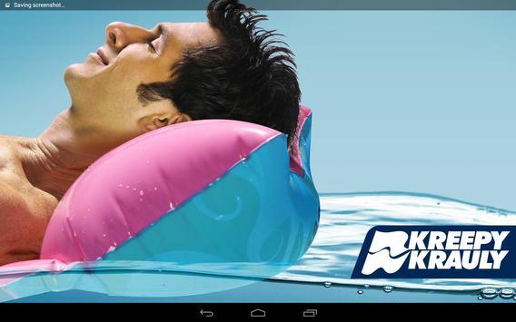 Kreepy Krauly apk screenshot