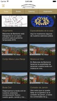 Balcones de Bentomiz screenshot 1