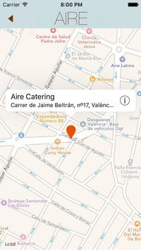 Aire Catering screenshot 4