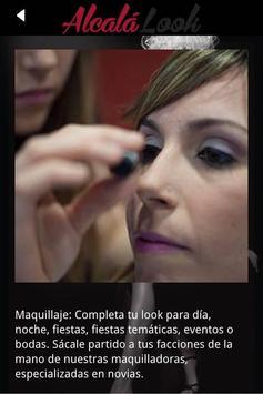 Alcalá Look Beatriz Sánchez apk screenshot