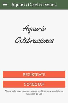 Aquario Celebraciones apk screenshot