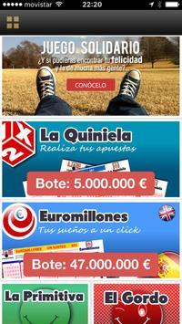 Lotería Directa screenshot 1