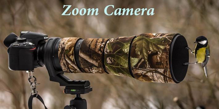 Zoom Camera HD apk screenshot