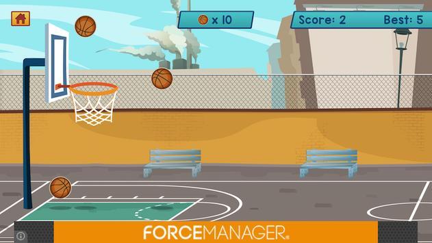 Basket Shots screenshot 1