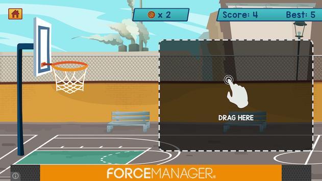 Basket Shots screenshot 2