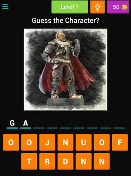 Guess the Video Game Character apk screenshot