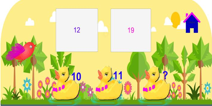 Kindergarten preschool Math / preschool games screenshot 3