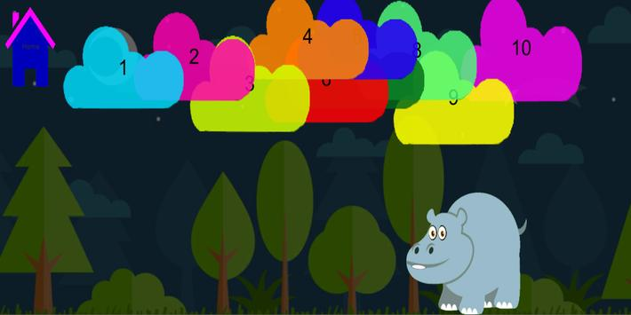 Kindergarten preschool Math / preschool games screenshot 2