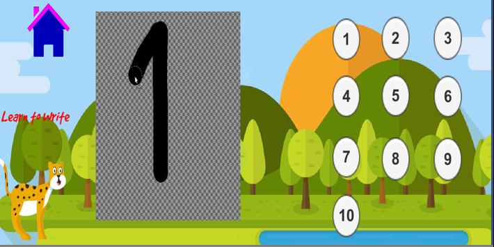 Kindergarten preschool Math / preschool games screenshot 5