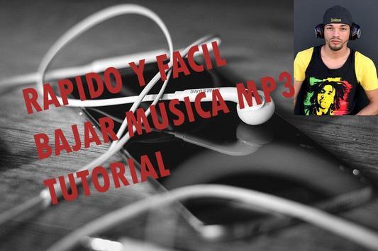 Bajar Musica Facil y Rapido MP3 Guide screenshot 3