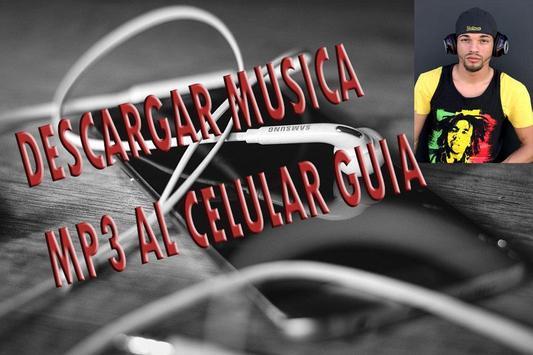 Bajar Musica Facil y Rapido MP3 Guide poster
