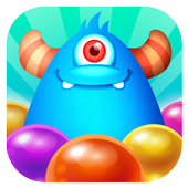 Bubble Shooter: Monster Quest icon
