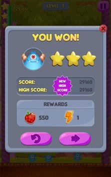 Bubble Shooter: Monster Quest screenshot 5