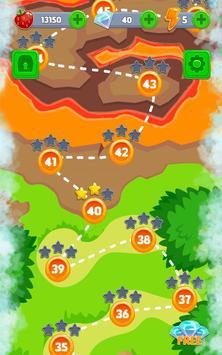 Bubble Shooter: Monster Quest screenshot 7